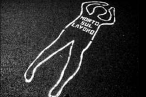 305 morti sul lavoro dall'inizio dell'anno