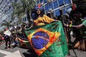 Sonia Guajajara en la ONU: «La lucha por la Madre Tierra es la madre de todas las luchas»