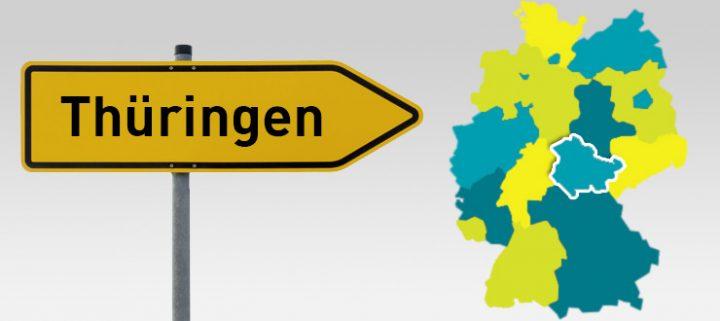 Auch Thüringen wählt den Landtag