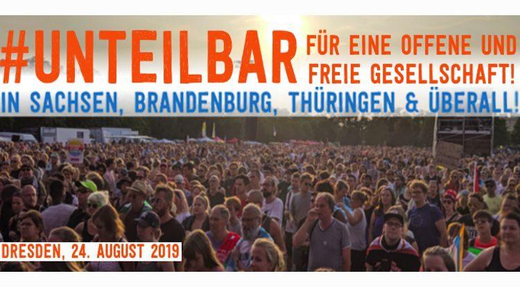 Wahlen in Brandenburg und Sachsen: keine Verschnaufpause im Kampf für eine offene und solidarische Gesellschaft