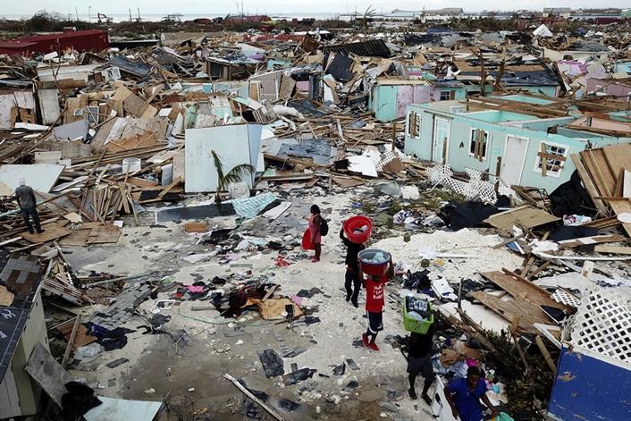 Le Bahamas devastate dall'uragano. Ma può accadere ovunque…