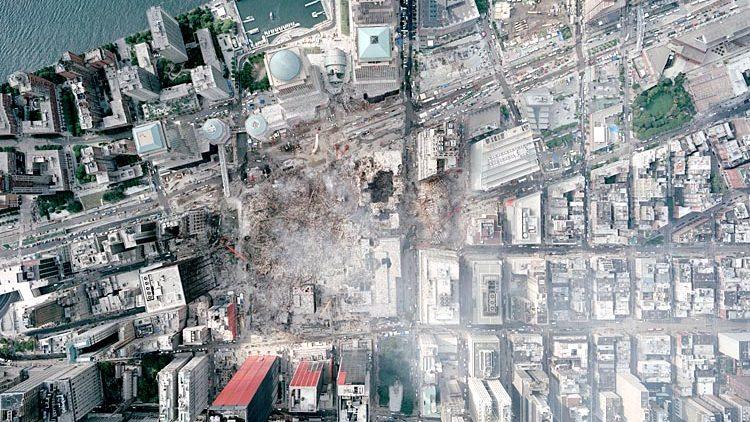 11 septembre 2001 : l'effondrement du bâtiment 7, une affaire encore ouverte