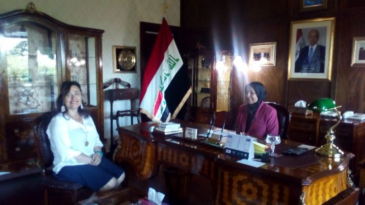 donne e Islam. Focus con Amal Al Rubaye, ambasciatrice Iraq presso la Santa Sede