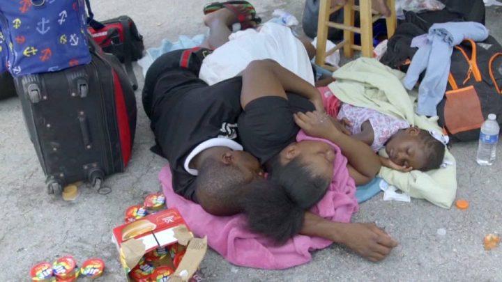 Estados Unidos niega a bahameños estatus de protección temporal. Desaparecidos por Dorian llegan a 2.500