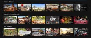 """""""Netflix"""" das lutas sociais: plataforma reúne filmes independentes sobre resistências"""