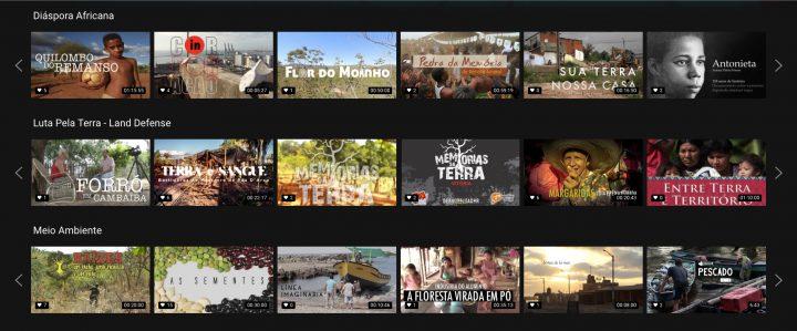 """""""Netflix"""" de las luchas sociales: plataforma popular reúne filmes independientes sobre resistencias"""