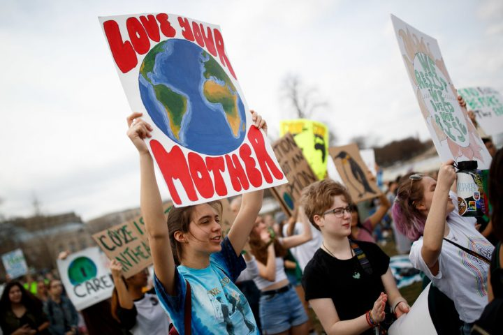 Pronunciamiento de la Red de actividades más allá del cambio climático ¡El futuro es nuestro únete a la gran movilización global por el clima este 20 de setiembre!