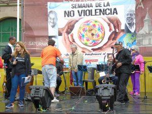 Anuncian nueva edición de la Semana de la no violencia
