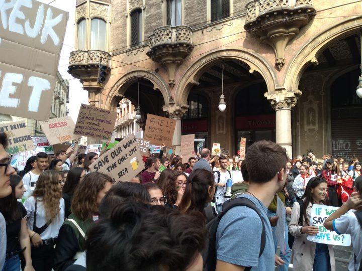 Sciopero globale per il clima: aspirazioni e responsabilità