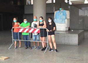 Sardegna: #metaNo: Fridays For Future e Greenpeace contro il metano