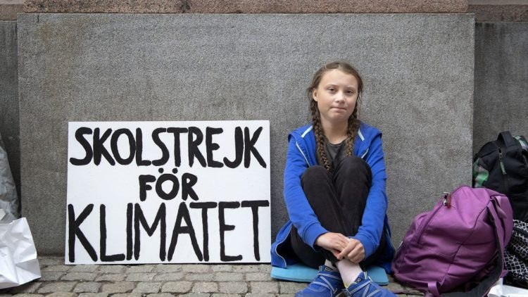 Children, Rebellion and Greta Thunberg