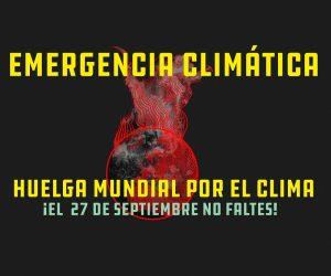 Comunicado del Partido Humanista Internacional sobre la huelga mundial por el clima