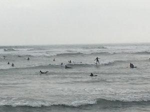 Las olas que nos acosan