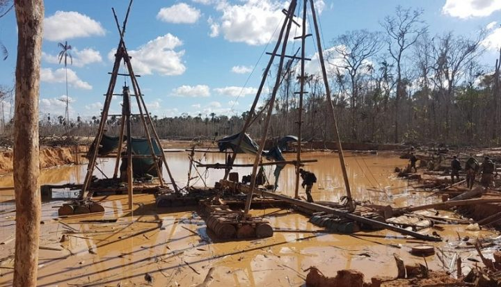 [Perú] ¿Cómo afecta la minería ilegal en el departamento de Madre de Dios?