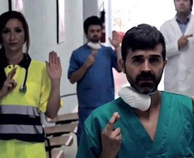 [Grèce] Initiative des hôpitaux publics pour une santé gratuite pour tous