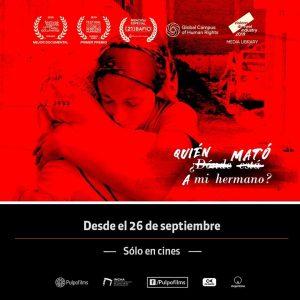 Se estrena la película sobre Luciano Arruga