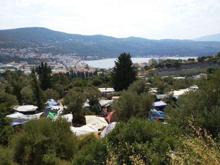 Fare il volontario a Samos, un'iniezione di speranza