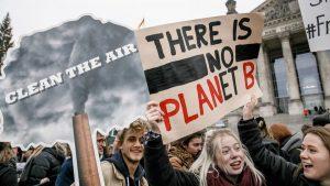 Del 20 al 27 de septiembre, huelga popular mundial para concientizar sobre el cambio climático