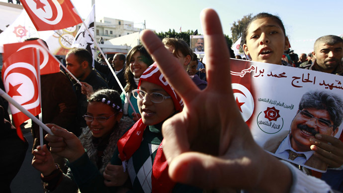 Είναι η μετεπαναστατική Τυνησία η δημοκρατική ηγεσία του Αραβικού κόσμου;