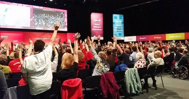 Labour pledges to abolish immigration detention centers in historic conference vote