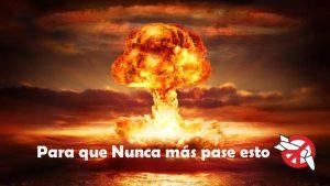 El peligro de una guerra nuclear