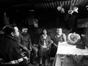 Chile: Luksic y el desalojo de Mauro