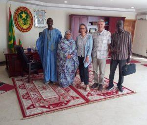 Η 2η Παγκόσμια Πορεία για την ειρήνη και τη μηβία στη Μαυριτανία