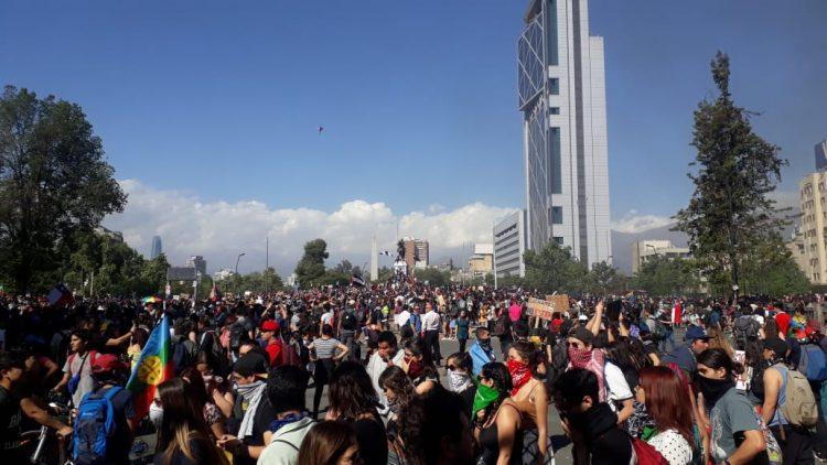 Chili : le jour du changement de cabinet
