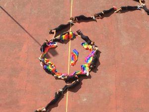 La marcia mondiale per la pace e la nonviolenza celebra il 2 ottobre anche in Italia: le foto