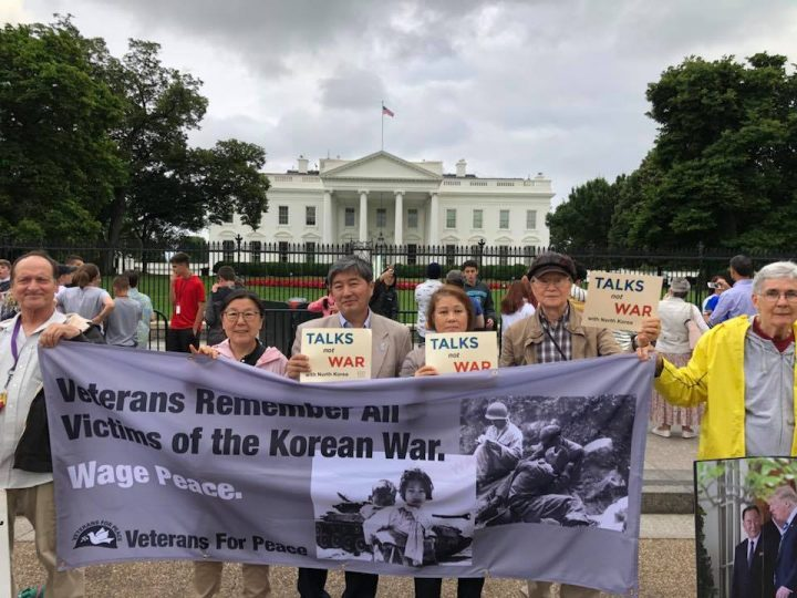 The World Must Compel the U.S. to Allow Korea to Have Peace