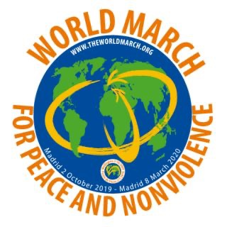 The 2nd World March for Peace and Nonviolence begins tomorrow, International Nonviolence Day