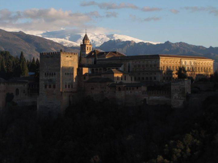 Ein Schmelztiegel der Kulturen: Granada