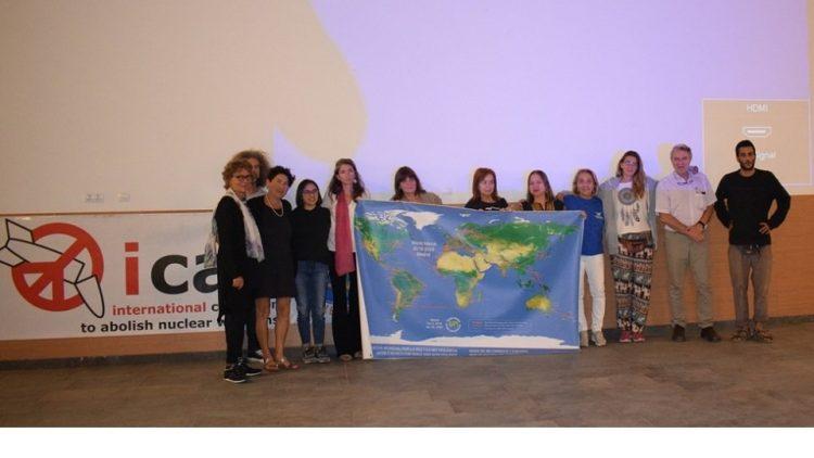 Deuxième Marche Mondiale pour la Paix et la Nonviolence. De Marrakech à Ténérife