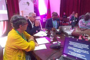 Maroc: la jeunesse africaine revendique sa place dans la gouvernance du continent