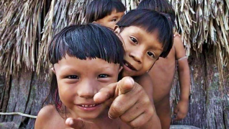Nord Est del Mato Grosso, Stato di Enawene, indigeni Nawe