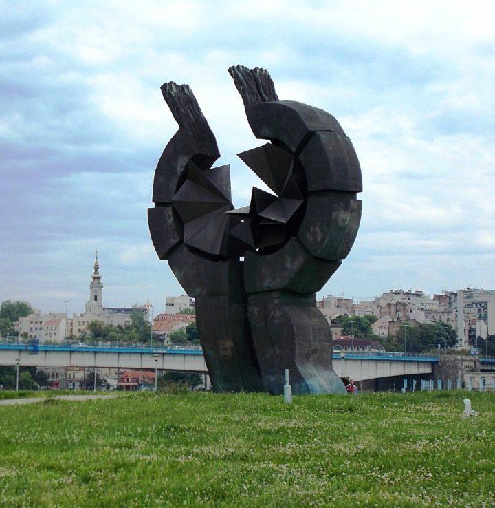 Paesaggi Balcanici: Belgrado. A proposito della Fratellanza e dell'Unità dei Popoli