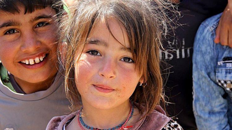 Bambini curdi