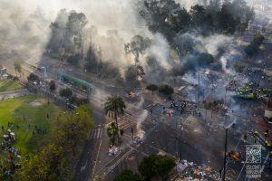 Protestas en Quito: otra mirada