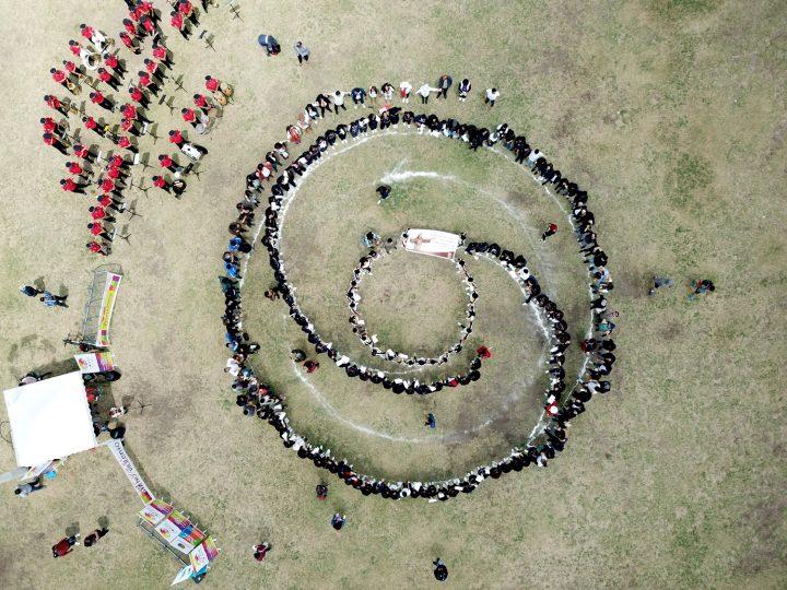 Journée internationale de la Nonviolence à Quito : «La nonviolence est mon choix»