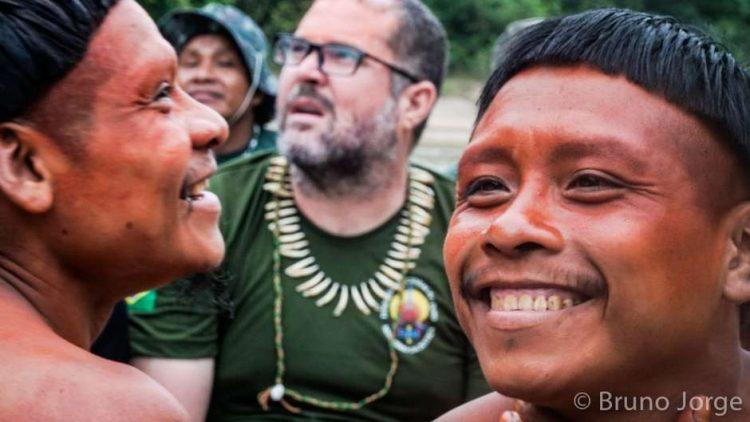 Experten befürchten das Ende des Schutzes von unkontaktierten Völkern in Brasilien und haben dazu eine Erklärung veröffentlicht.