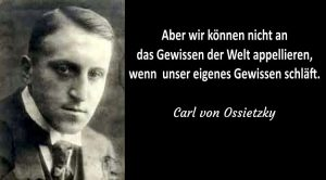 Carl von Ossietzky y el paquete climático de GroKo