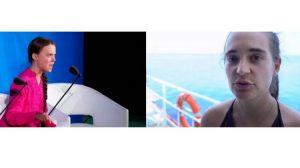 Carola Rackete et Greta Thunberg, deux exemples de courage et de cohérence
