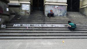 Violencia Sexual: Represión en Chile