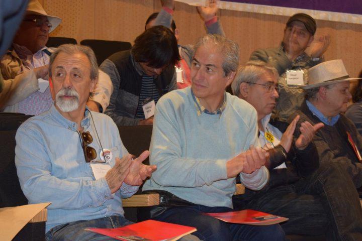 Dirigentes sociales BR