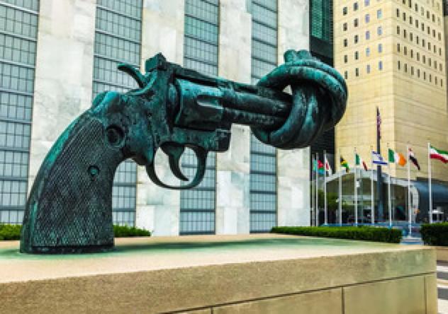 Settimana internazionale per il Disarmo 2019: strada da seguire per costruire un mondo migliore