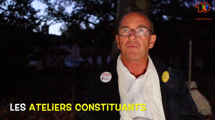 Entretien avec Etienne Chouard : Les Ateliers Constituants (3/3)