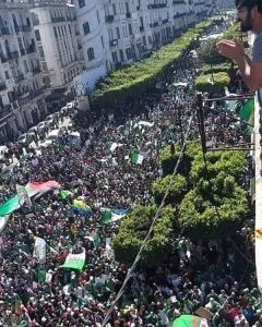 The Algerian Hirak: Young people and the non-violent revolution