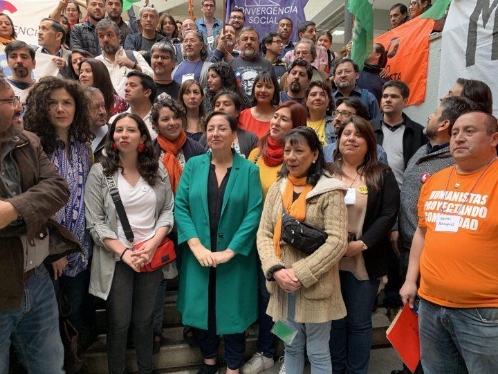 El Frente Amplio se presentará como alianza política en las elecciones municipales del 2020