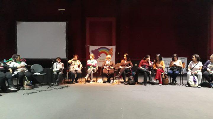 Feministas Humanistas fijaron su posición abolicionista en el Encuentro Nacional de Mujeres