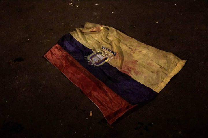 [Ecuador] National strike: The cry of the people in the streets